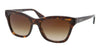 Prada PARALLEL UNIVERSES PR16PS Square Sunglasses  2AU6S1-HAVANA 54-18-140 - Color Map havana