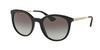 Prada CATWALK PR17SSF Phantos Sunglasses  1AB0A7-BLACK 55-21-140 - Color Map black