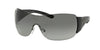 Prada PR22MS Square Sunglasses  1AB3M1-BLACK 35-135-120 - Color Map not applicable