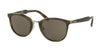 Prada PR22SS Phantos Sunglasses  U6A5S2-STRIPED GREEN 52-23-145 - Color Map green