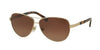 Ralph RA4116 Pilot Sunglasses  3138T5-LIGHT GOLD/TOKYO TORTOISE 60-11-135 - Color Map gold