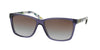 Ralph RA5141 Square Sunglasses  107068-CROCUS 57-15-135 - Color Map violet