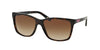 Ralph RA5141 Square Sunglasses  107213-TORT PLAID 57-15-135 - Color Map havana