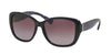 Ralph RA5182 Irregular Sunglasses  11038H-PURPLE 57-15-135 - Color Map purple/reddish