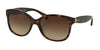 Ralph RA5191 Cat Eye Sunglasses  137813-DARK TORTOISE 55-18-135 - Color Map havana