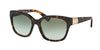 Ralph RA5221 Square Sunglasses  15858E-TORTOISE 54-17-135 - Color Map havana