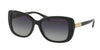 Ralph RA5223 Rectangle Sunglasses  1377T3-BLACK 57-16-140 - Color Map black