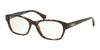 Ralph RA7093 Pillow Eyeglasses  5003-SHINY DARK HAVANA 52-17-140 - Color Map havana