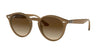 Ray-Ban RB2180 Phantos Sunglasses  616613-TURTLEDOVE 51-21-150 - Color Map pink