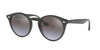 Ray-Ban RB2180 Phantos Sunglasses  623094-OPAL GREY 51-21-150 - Color Map grey