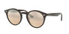 Ray-Ban RB2180 Phantos Sunglasses  62313D-OPAL BROWN 51-21-150 - Color Map brown