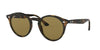 Ray-Ban RB2180 Phantos Sunglasses  710/73-DARK HAVANA 51-21-150 - Color Map havana