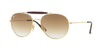Ray-Ban RB3540 Phantos Sunglasses  001/51-GOLD 56-18-140 - Color Map gold