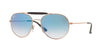 Ray-Ban RB3540 Phantos Sunglasses  90353F-COPPER 56-18-140 - Color Map copper