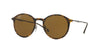 Ray-Ban RB4224 Phantos Sunglasses  894/73-MATTE HAVANA 49-20-140 - Color Map havana