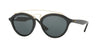 Ray-Ban NEW GATSBY II RB4257 Phantos Sunglasses  601/71-BLACK 53-19-150 - Color Map black