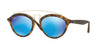 Ray-Ban NEW GATSBY II RB4257 Phantos Sunglasses  609255-MATTE HAVANA 53-19-150 - Color Map havana