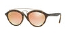 Ray-Ban NEW GATSBY II RB4257 Phantos Sunglasses  6267B9-MATTE HAVANA 53-19-150 - Color Map havana