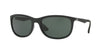 Ray-Ban RB4267 Square Sunglasses  601/71-BLACK 59-19-140 - Color Map black