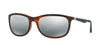 Ray-Ban RB4267 Square Sunglasses  625788-SHINY RED HAVANA 59-19-140 - Color Map havana