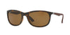 Ray-Ban RB4267 Square Sunglasses  710/83-LIGHT HAVANA 59-19-140 - Color Map havana