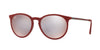 Ray-Ban RB4274F Phantos Sunglasses  6261B5-BORDO' 57-18-145 - Color Map havana