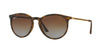 Ray-Ban RB4274F Phantos Sunglasses  856/T5-RUBBER HAVANA 57-18-145 - Color Map havana