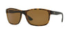 Ray-Ban RB4301L Pillow Sunglasses  894/83-MATTE HAVANA 62-17-130 - Color Map havana