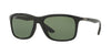 Ray-Ban RB8352F Square Sunglasses  62199A-BLACK 57-18-140 - Color Map black