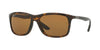 Ray-Ban RB8352F Square Sunglasses  622183-HAVANA 57-18-140 - Color Map havana