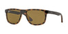 Ray-Ban Junior RJ9057S Square Sunglasses  152/73-HAVANA 50-15-130 - Color Map havana