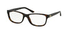 Ralph Lauren RL6101 Pillow Eyeglasses  5003-DARK HAVANA 54-16-135 - Color Map havana