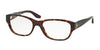 Ralph Lauren RL6126B Square Eyeglasses  5003-DARK HAVANA 53-18-140 - Color Map havana