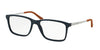 Ralph Lauren RL6133 Rectangle Eyeglasses  5465-BLUE 54-17-145 - Color Map silver