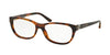 Ralph Lauren RL6137 Pillow Eyeglasses  5017-JL HAVANA 54-16-135 - Color Map havana