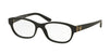 Ralph Lauren RL6148 Pillow Eyeglasses  5001-BLACK 53-17-140 - Color Map black