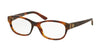 Ralph Lauren RL6148 Pillow Eyeglasses  5017-SHINY HAVANA JERRY 53-17-140 - Color Map havana