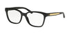 Ralph Lauren RL6154 Square Eyeglasses  5001-BLACK 53-16-140 - Color Map black