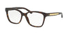 Ralph Lauren RL6154 Square Eyeglasses  5003-DARK HAVANA 53-16-140 - Color Map havana