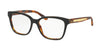 Ralph Lauren RL6154 Square Eyeglasses  5260-BLACK/HAVANA JERRY 51-16-140 - Color Map black
