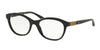 Ralph Lauren RL6157Q Butterfly Eyeglasses  5001-BLACK 53-18-140 - Color Map black