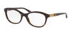 Ralph Lauren RL6157Q Butterfly Eyeglasses  5003-DARK HAVANA 53-18-140 - Color Map havana