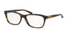 Ralph Lauren RL6159Q Pillow Eyeglasses  5003-DARK HAVANA 54-16-140 - Color Map havana