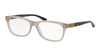 Ralph Lauren RL6159Q Pillow Eyeglasses  5538-TAUPE 52-16-140 - Color Map light brown