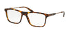 Ralph Lauren RL6181 Rectangle Eyeglasses  5134-ANTIQUE HAVANA 56-17-145 - Color Map havana