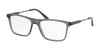 Ralph Lauren RL6181 Rectangle Eyeglasses  5728-TRANSP GREY VINTAGE EFFECT 54-17-145 - Color Map grey
