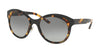 Ralph Lauren RL7051 Irregular Sunglasses  900311-SHINY BLACK 58-19-140 - Color Map black