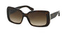 Ralph Lauren RL8092 Rectangle Sunglasses  500313-DARK HAVANA 54-15-135 - Color Map havana