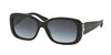 Ralph Lauren RL8127B Rectangle Sunglasses  50018G-BLACK 55-16-140 - Color Map black