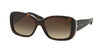 Ralph Lauren RL8127B Rectangle Sunglasses  500313-DARK HAVANA 55-16-140 - Color Map havana